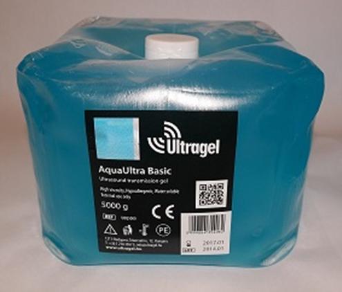 Гель для УЗИ AquaUltra Basic UBQ5000