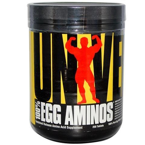 Купить Аминокислота 100% Egg Aminos 250 г Universal Nutrition