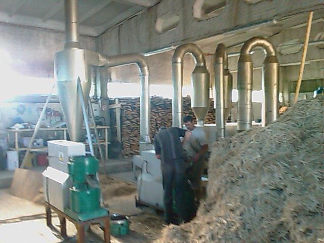 Купить Линия по производству пеллет 700 кг/час