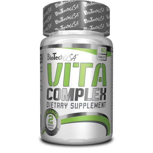 Buy Vitamins and minerals of Vita Complex 60 of the tablets BioTech