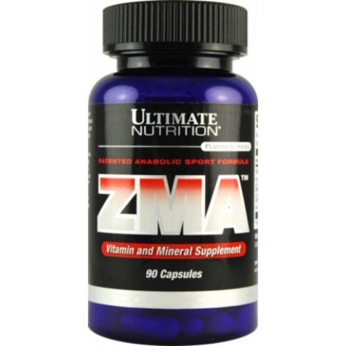 Buy Vitamins and minerals of ZMA 90 kaps Ultimate Nutrition
