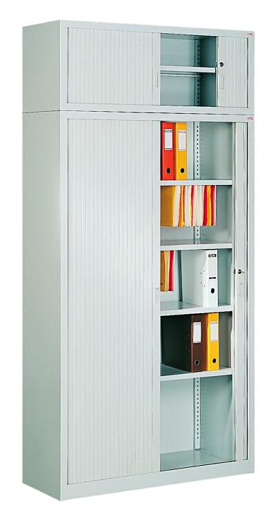 Металлический двухдверный шкаф Sbm 208