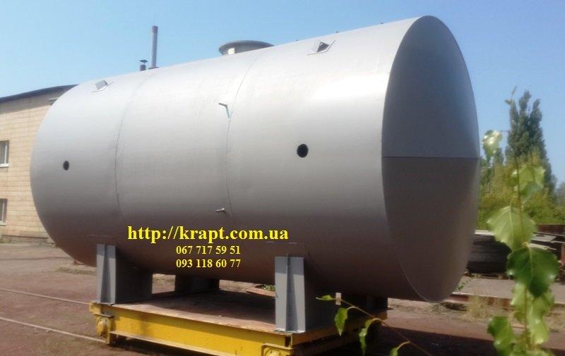 Резервуар для воды 25 куб.м, наземный