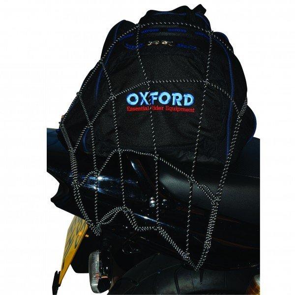 Купить Багажная сетка светоотражающая Oxford Reflective Black