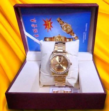 Турмалиновые часы с анионами для нормализации давления Вековой Восток