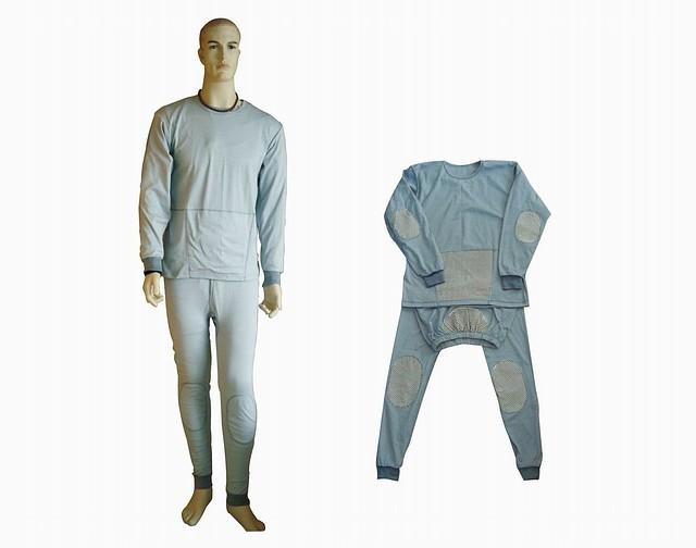 Турмалиновое согревающие белье (пижама) избавит вас от артрита Вековой Восток