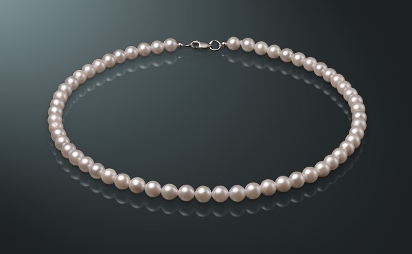 Ожерелье из морского жемчуга