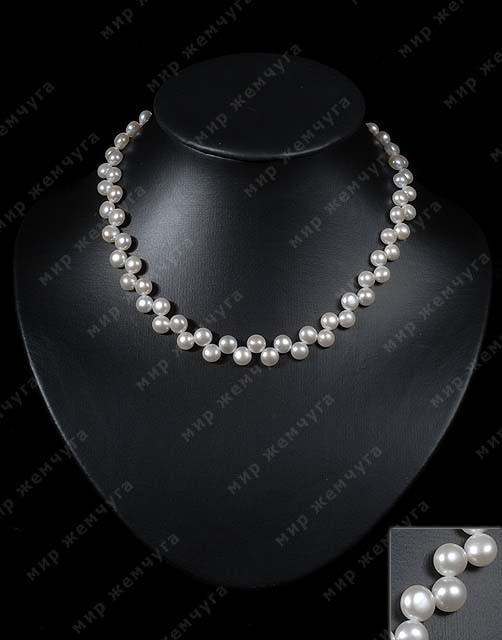 Купить Жемчужное ожерелье из острова Хайнань Эксклюзив