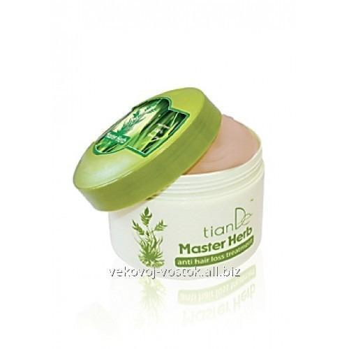 Cream-balm from Master Herb baldness