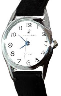 Турмалиновые часы женские для нормализации давления Длина ремешка 20см