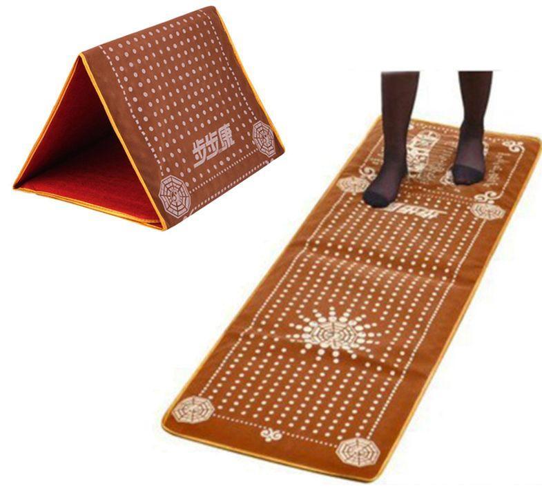 Массажный турмалиновый коврик  Турмалиновая лечебная продукция (Тибет)
