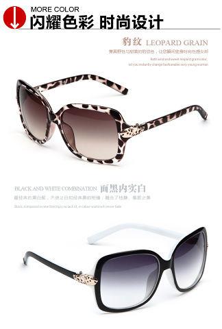 Солнцезащитные очки коллекция 2013 года в коробке с блокнотом