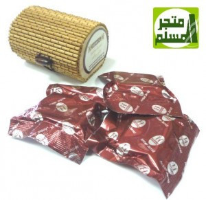Купить Сухой восточный аромат Amber Jamid Bamboo 3 шт. в бамбуковой упаковке
