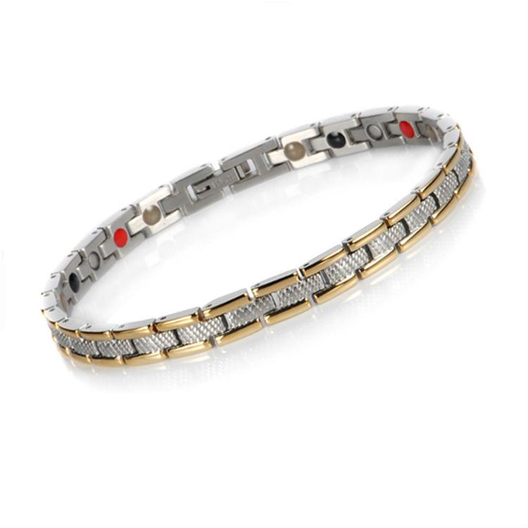 Купити Турмаліновий магнітний браслет Змійка 4В1