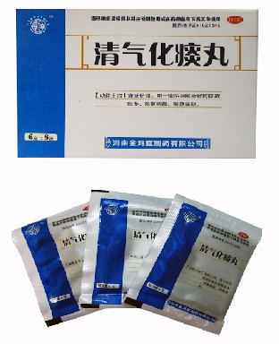 Цин Хуа Ци Тан Ван (Qing Qi Hua Tan Wan) – пилюли, улучшающие функцию легких.