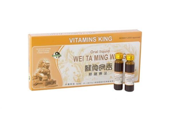 Эликсир «Вэй Та Мин Ван» (Wei Ta Ming Wang)