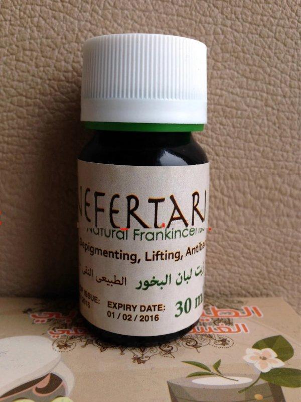Frankincense чудодейственное высокоэффективное средство от морщин и пигментных пятен.