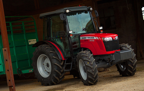 Massey Ferguson tractor MF 3660 S/F/GE series buy in Proliski