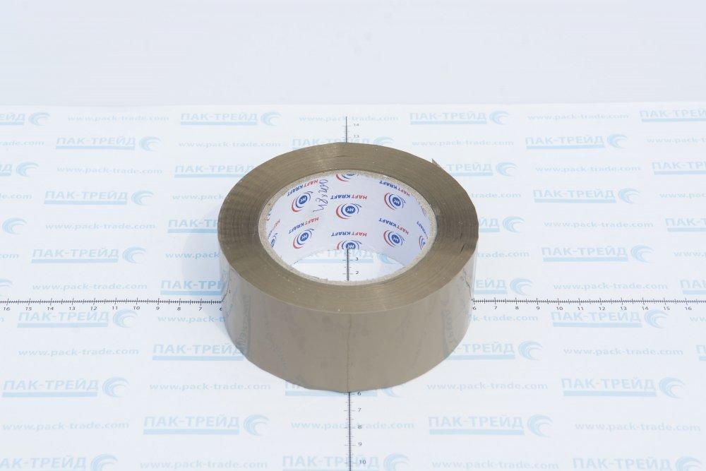 Buy Brown adhesive tape 48х200