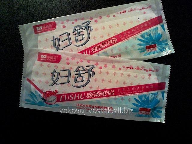Эко-прокладки Fu shu  (Фу Шу) 10  шт/уп