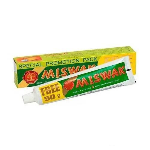 Зубная паста МИСВАК (Miswak) фирмы Dabur (170 гр)