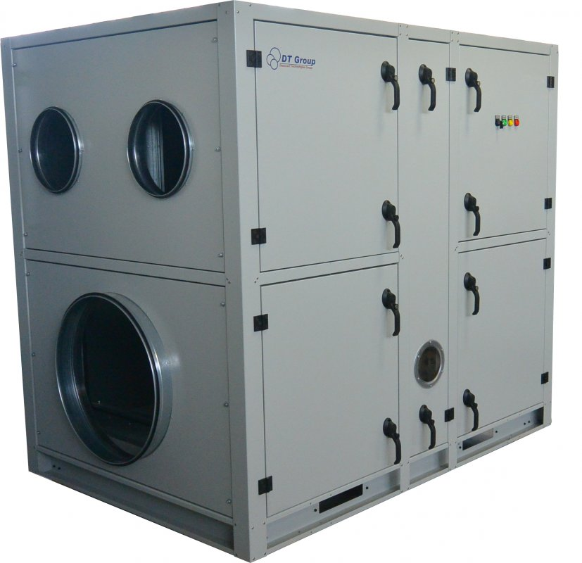 Промисловий осушувач повітря MDC6000