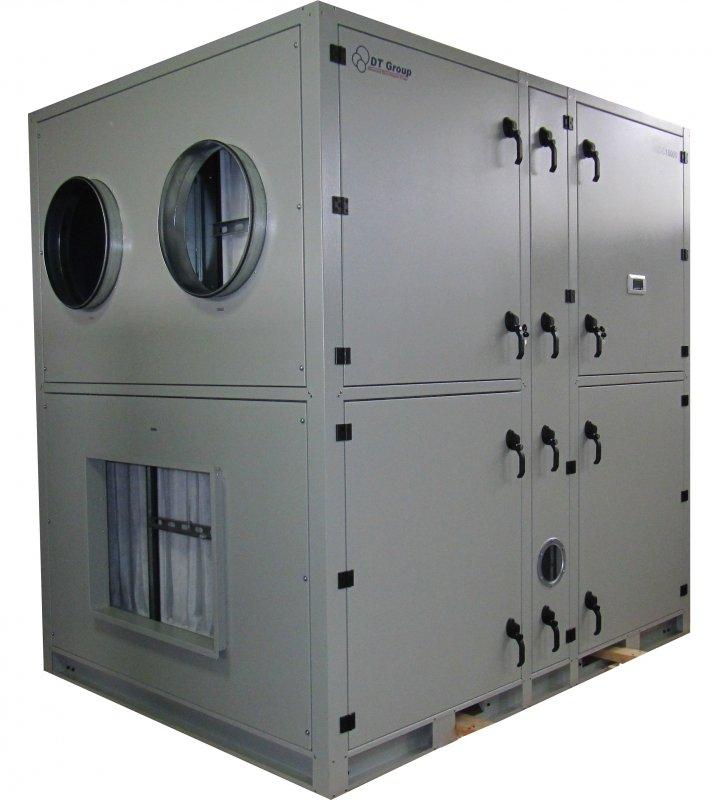 Industrial dehumidifier of MDC8000 air