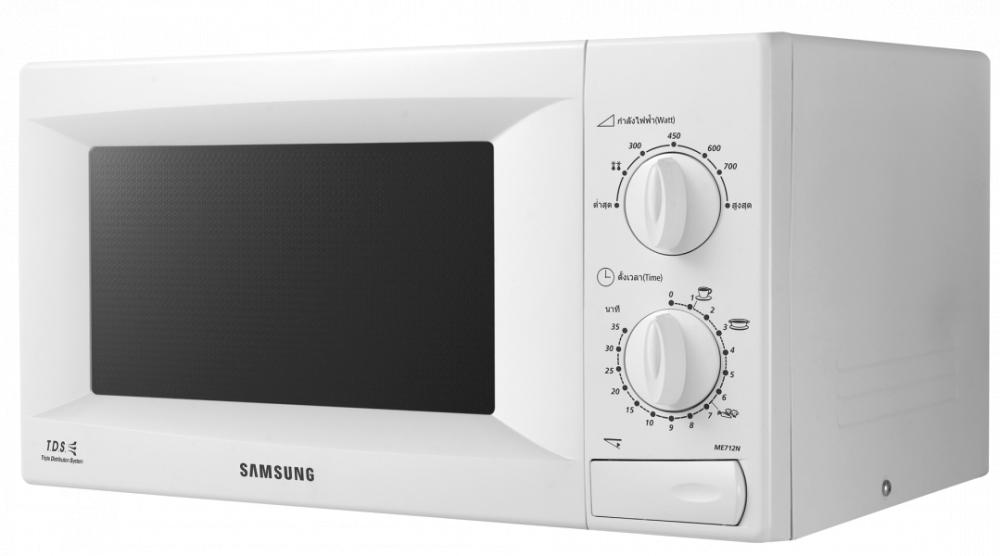 Купить Мікрохвильова піч Samsung ME 712 KR BWT