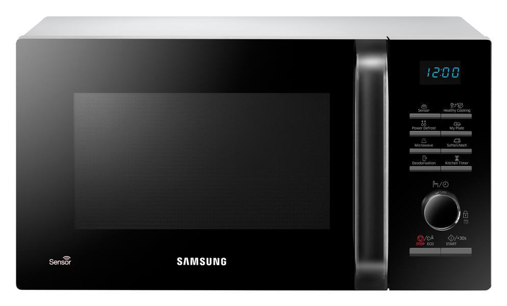 Купить Мікрохвильова піч Samsung MS 23 H 3115 FW BW