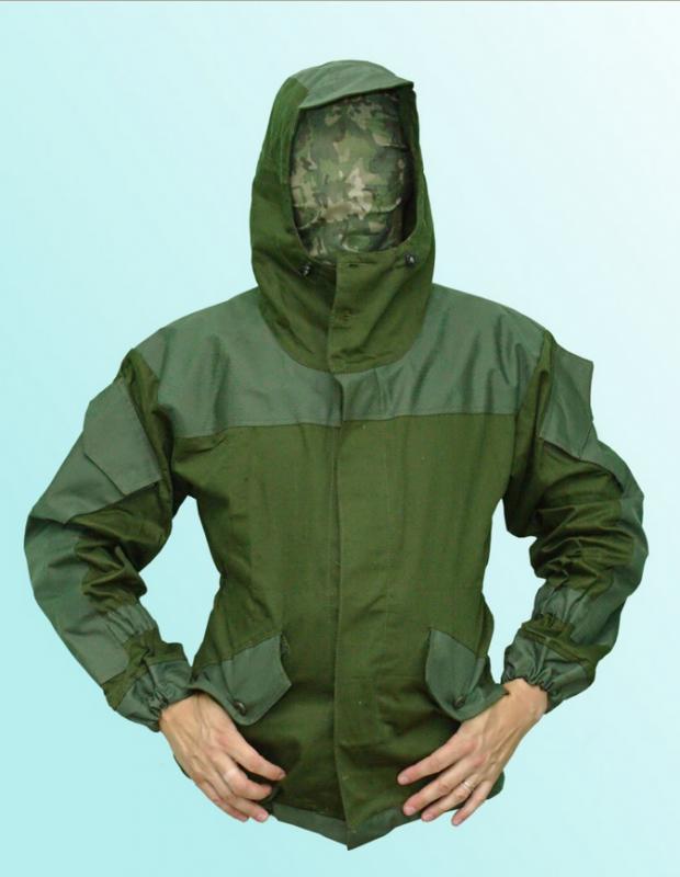 Купить Костюм защитный горка Партизан для защиты от низких температур