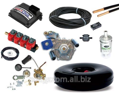 Купить Газобаллонное оборудование Stag 4 Q-box