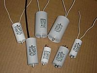 Конденсатор для электродвигателя рабочий, пусковой
