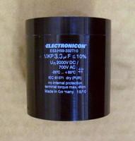 Конденсатор 3.3мкф 2000В/1200АС E53.H59-332T10