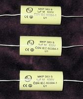 Кондесатор МКР 383S 1.0мкф/630В