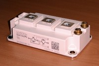 Купить Модуль IGBT силовой Semikron чип V-IGBT SKM300GB12V