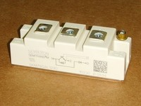 Модуль IGBT Semikron SKM75GAL123D