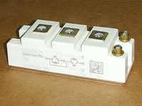 Модуль IGBT Semikron SKM75GB128D