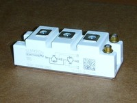 Модуль IGBT Semikron SKM100GB128D