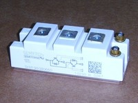 Модуль IGBT Semikron SKM195GB066D