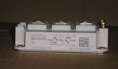 Модуль IGBT Semikron SEMiX253GB126HDs