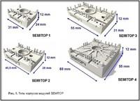 Модули IGBT SEMITOP