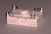 Модуль Semitop 2  (два однофазных АС-ключ) SK45WT12