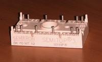 Модуль Semitop 3 (два однофазных АС-ключ) SK70WT12