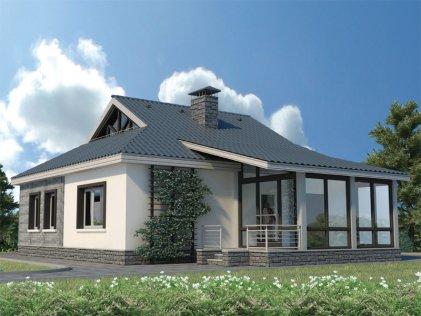 Comprar proyectos tipos de casas y chalets - Proyectos de chalets ...