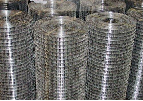 Купить Сетка сварная оцинкованная 12,7х12,7х1 диаметром 1,2 мм