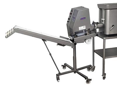 Купить Автоматический порциомат для фарша сопорой и транспортерной лентой Moд. PNT-120
