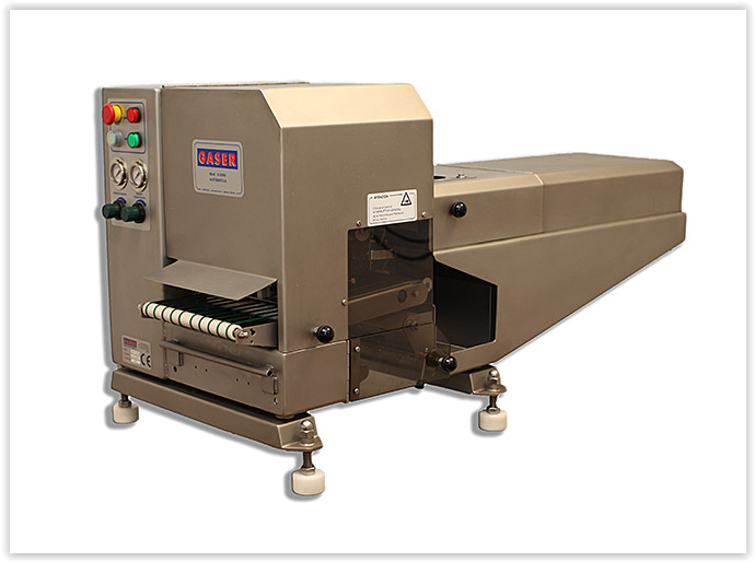 Купити Автоматичний апарат для формування гамбургерів МОД. V-3000 CP DOBLE