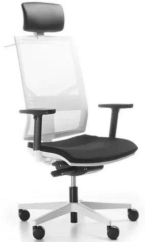 Купить Кресло для руководителей ELEVEN 103 White (Польша)