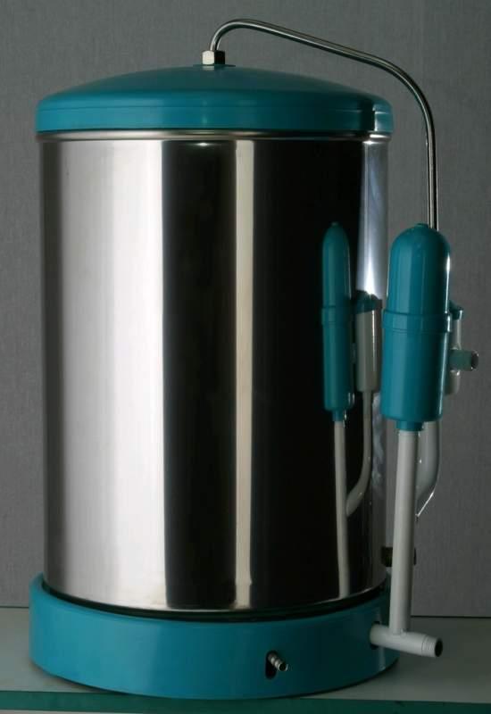 Купить Аквадистиллятор ДЭ-10 (ЭМО)