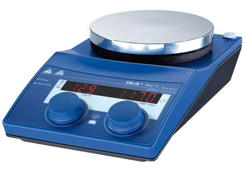 Купить Магнитная мешалка RCT basic safety control IKAMAG .No. 3810000